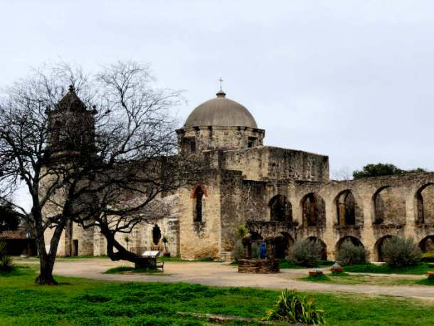 Mission San Jose em San Antonio, Texas