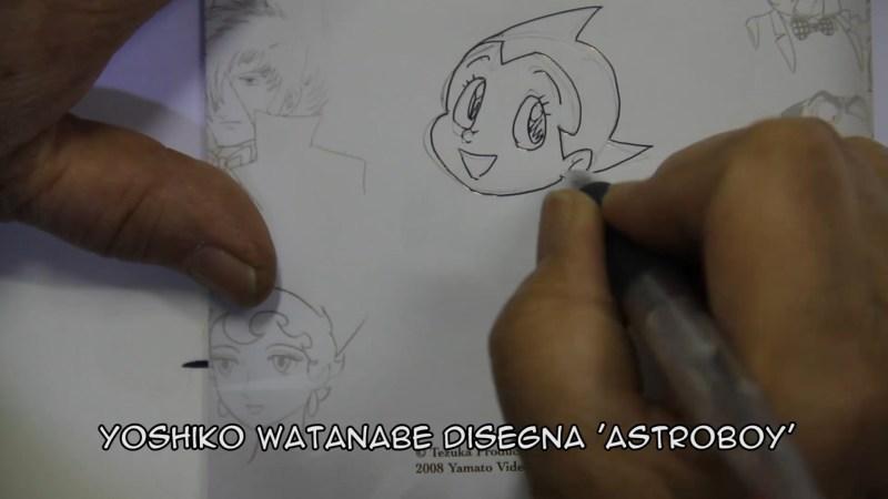animeland-yoshiko-watanabe-disegna-astroboy