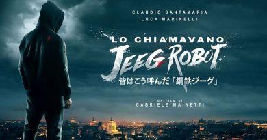 Lo chiamavano Jeeg Robot (2015): colonna sonora