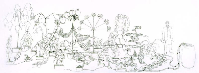 malatsion, © semons, Projekt-Zeichnung, 2008