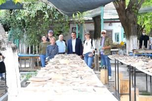 Arslantepe ve müzeleri gezen Gazetecilerden Malatya'ya övgü