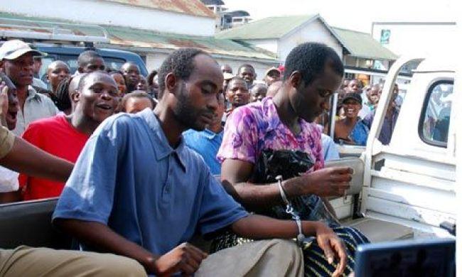 Tiwonge Chimbalanga & Steve Monjeza