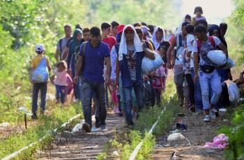 Migration crisis Europe