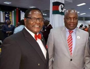 Lazarus Chakwera, Richard Msowoya, Malawi Congress Party