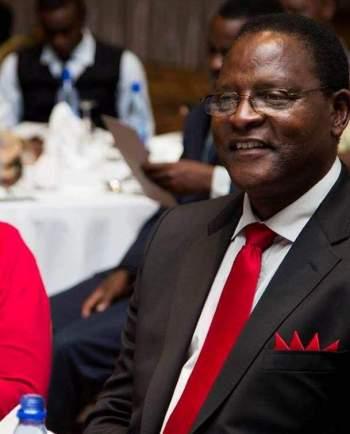 Lazarus Chakwera, Malawi Congress Party President