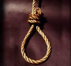 Death hanging