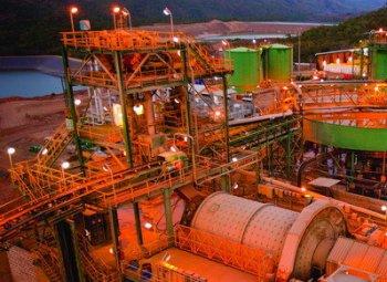 Kayerekela Mine