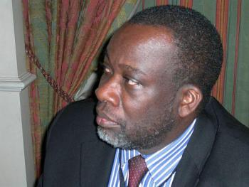 Professor John Saka