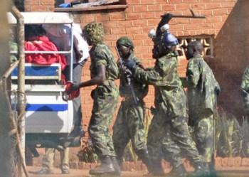police malawi