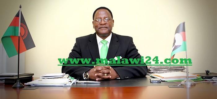 Lazarus Chakwera.