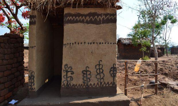 Malawi Toilet