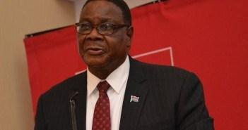 Malawi President Peter Mutharika