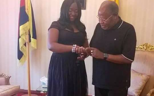 Bakili Muluzi engages again?