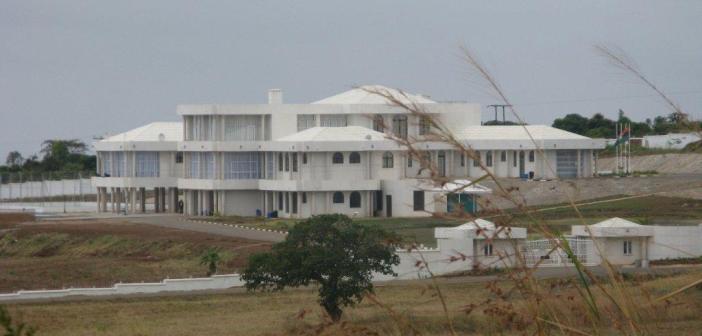 Bingu wa Mutharika's Ndata Mansion