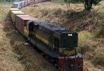 Malawi train