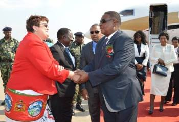 US Ambassador ordered to leave Malawi