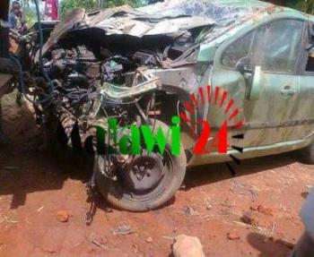 Zomba Accident