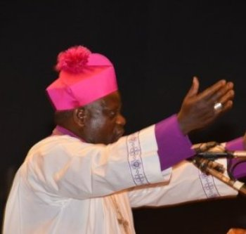 Bishop Joseph Mkasa Zuza