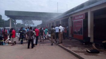 Songwe Boarder Fire