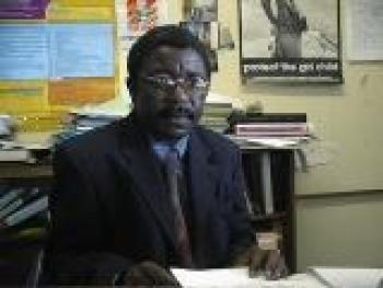 Professor Edge Kanyongolo