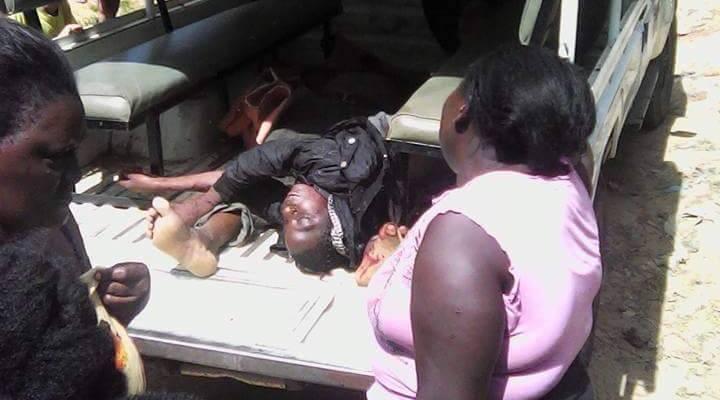 Zingwangwa Killings