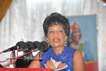 Madam Mutharika made the call.