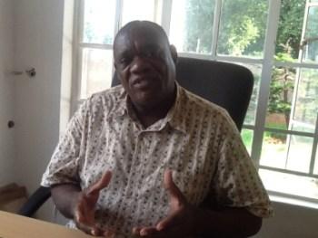 Dr Peter Chinoko