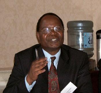 Professor Garton Kamchedzera