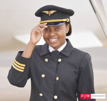 Captain Yolanda Kaunda