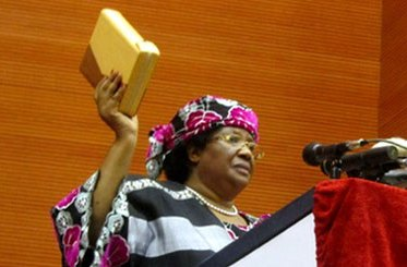 Malawi ex President Joyce Banda
