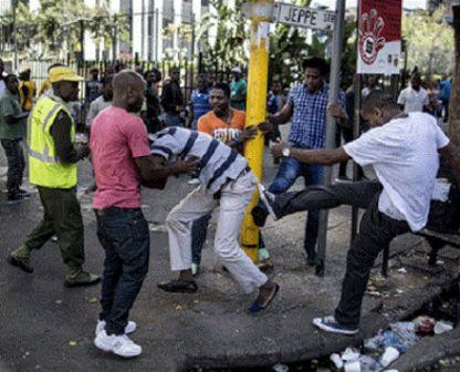 Xenophobia-Attacks