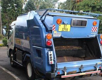Blantyre City Council new garbage vehicles