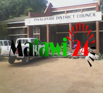 Phalombe district Council