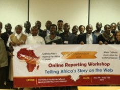Catholic News Agency for Africa (CANAA)