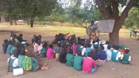 Mthunthama primary school