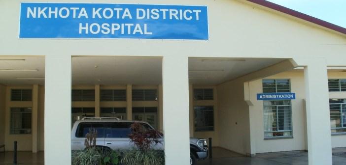 Nkhotakota hospital
