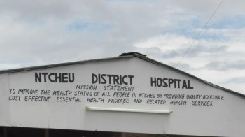 Ntcheu District Hospital