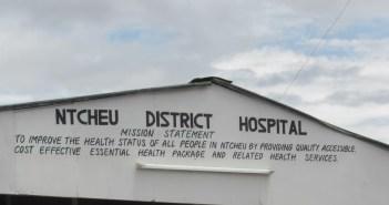 Ntcheu District Hospital