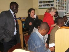 One of the Trainers instructing the teachers_3