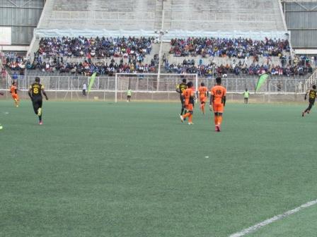 Azam Tigers vs Nomads.