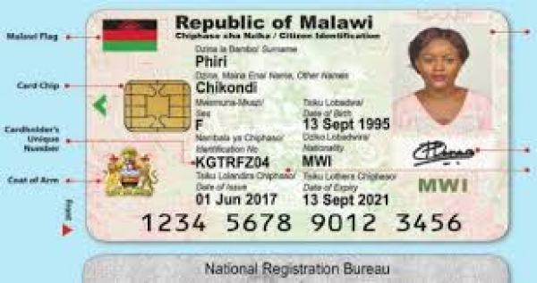 National identification number