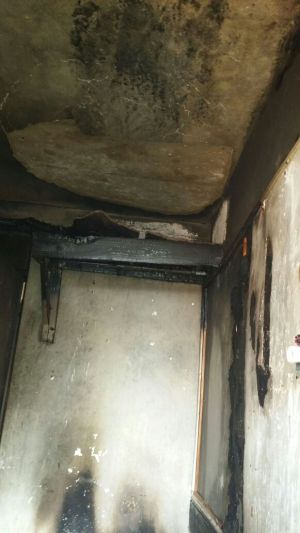 Malawi Police sets ablaze University of Malawi Hostel