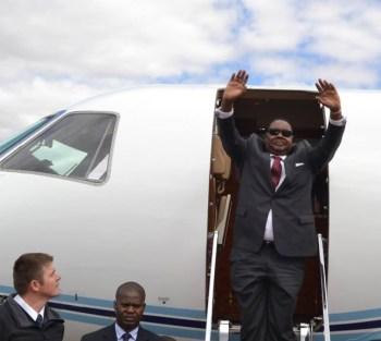 Peter Mutharika Ethiopia