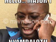 Trending edited image of Kasambara seemingly telling Bushiri about his conviction