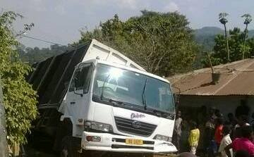 Chibuku truck accident