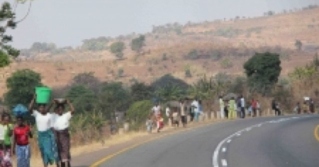 Karonga-Songwe border road