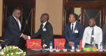 Peter Mutharika University of Malawi #FeesMustFall