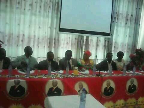MCP leaders