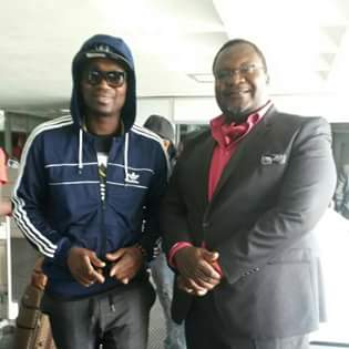 Lucius Banda with Busy Signal