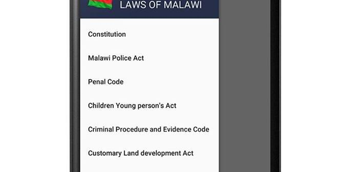 malawi-laws